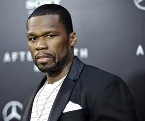 In this May 29, 2013, rapper Curtis 50 Cent Jackson attends the After Earth premiere at the Ziegfeld Theatre, in New York.