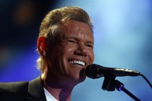 Randy Travis in June of this year.
