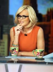 This undated image released by ABC shows Jenny McCarthy on The View, in New York.