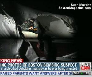 One of the photos released by Sean Murphy, via a CNN screengrab. Go to BostonMagazine.com to see all the photos.