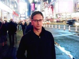 This undated image, courtesy of Brian Silver, shows author and statistician Nate Silver in New York.