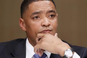In this Oct. 12, 2010 file photo, Rep. Cedric Richmond, D-La.