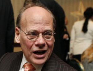 In this Jan. 13, 2010 file photo, Rep. Steve Cohen, D-Tenn., left, speaks in Washington.