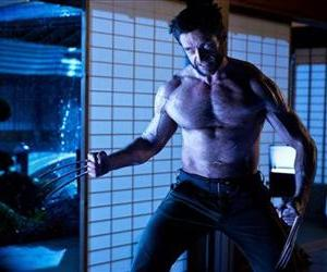 This publicity photo released by Twentieth Century Fox shows Hugh Jackman as Logan/Wolverine in a scene from the film, The Wolverine.