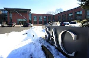 In this Thursday, Feb. 10, 2011, photo, S.A.C. Capital Partners headquarters is shown, in Stamford, Conn.