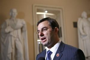 Rep. Justin Amash, R-Mich., talks about his failed amendment to curb the powers of the NSA.