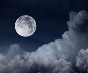 A full moon may affect our sleep, even if we aren't aware of its presence.