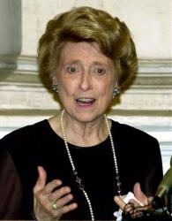 Lindy Boggs in a 2000 file photo.