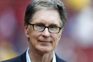 Boston Red Sox owner John Henry.