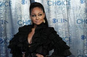 Raven-Symone arrives at the People's Choice Awards in 2011.