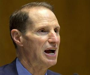 Sen. Ron Wyden, seen in this file photo, thinks the NSA has gone too far.