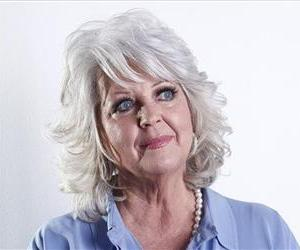 In this Jan. 17, 2012 file photo, celebrity chef Paula Deen poses for a portrait in New York.