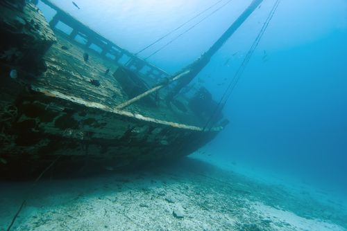 Crazy Shipwreck Find 2k Year Old Roman Food
