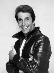 Henry Winkler played high school dropout Arthur The Fonz Fonzarelli on Happy Days when he was 29.