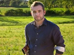 A file photo of the late Michael Hastings.