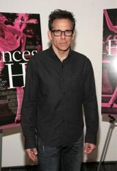 Actor Ben Stiller attends the premiere of Frances Ha on Thursday, May 9, 2013, in New York.