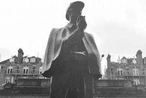 Sherlock Holmes at Baker Street.