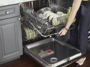A dishwasher? Or a hot new culinary technique?