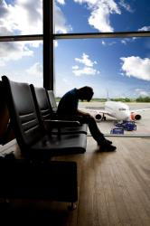 A drug to prevent jet lag may be in our future.