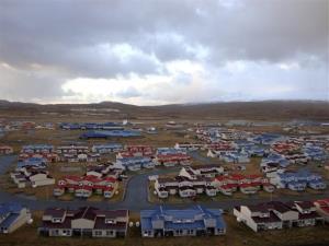 This 2010 photo shows Adak, Alaska.
