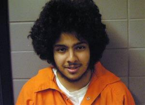 This undated photo provided by the U.S. Marshal's office shows Adel Daoud, of Hillside, Ill.