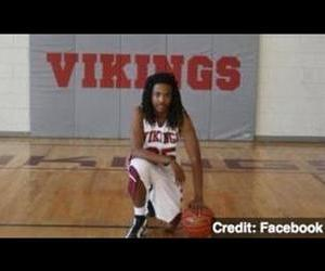 The 17-year-old was found dead in a rolled-up gym mat at his school.