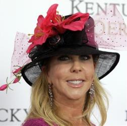 Vicki Gunvalson, star of Real Housewives of Orange County, said she was trying to look less like Miss Piggy when she got a nose cartilage reconstruction, a chin implant, and fat injections in her upper cheeks. A co-star had compared her to the Muppet during a stand-up routine.