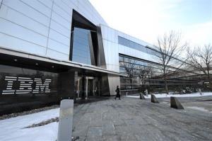IBM headquarters in Armonk, New York.