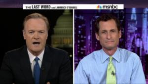Weiner and O'Donnell battle it out on The Last Word