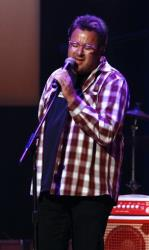 Vince Gill performs at the ACM Honors at the Ryman Auditorium on Tuesday, Sept. 10, 2013 in Nashville, Tenn.