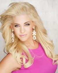 Theresa Vail, Miss Kansas.