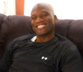 This undated photo provided by Kristi Suthamtewakul shows Aaron Alexis.