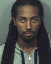 Lamont Butler's booking photo.