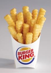 Burger King says its new Satisfries have 20% fewer calories than its regular fries.