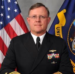 Navy Vice Adm. Tim Giardina.