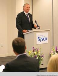 Larry Pulliam, Sysco Corporation
