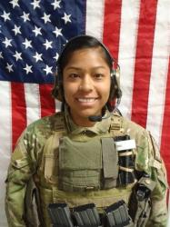 Army 1st Lt. Jennifer M. Moreno, 25, of San Diego, Calif., was killed Sunday by an improvised explosive device in Afghanistan.
