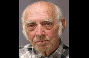 A booking photo for Leo Sharp.