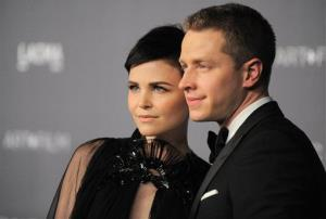 Ginnifer Goodwin and Josh Dallas.
