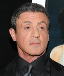 Actor Sylvester Stallone attends the Bullet To The Head premiere at AMC Lincoln Square on Tuesday, Jan. 29, 2013 in New York.