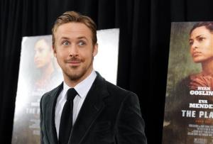 Actor Ryan Gosling attends the premiere of Focus Features' The Place Beyond The Pines at the Landmark Sunshine Theater on Thursday March 28, 2013 in New York.