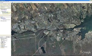 A Google Earth screenshot.