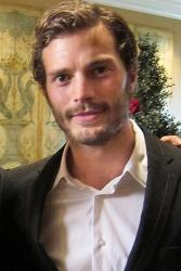 Jamie Dornan at the Once Upon a Cure gala in 2011.