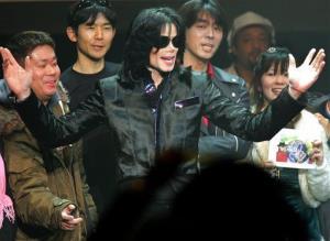 Michael Jackson was godfather to Nicole Richie.