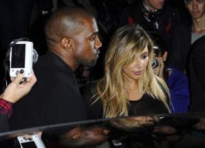Kanye West proposed to Kim Kardashian on her birthday.