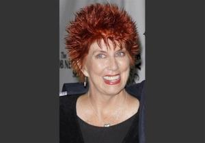 FILE - This Sept. 5, 2007 file photo shows Marcia Wallace during TV Land's 35th anniversary tribute to The Bob Newhart Show in Beverly Hills, Calif. Wallace, who played a receptionist on the show, and the voice of Edna Krabappel on The Simpsons, died Saturday Oct. 26, 2013.