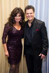 Between them, siblings Donny and Marie Osmond have 13 kids (five for Donny and eight for Marie).