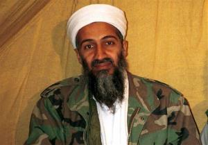 This undated file photo shows Osama bin Laden.