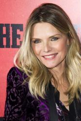 Michelle Pfeiffer attends the world premiere of  The Family on Tuesday, Sept. 10, 2013 in New York.