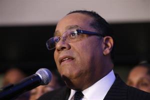 Detroit mayoral candidate Benny Napoleon concedes the race to ex-health care executive Mike Duggan.